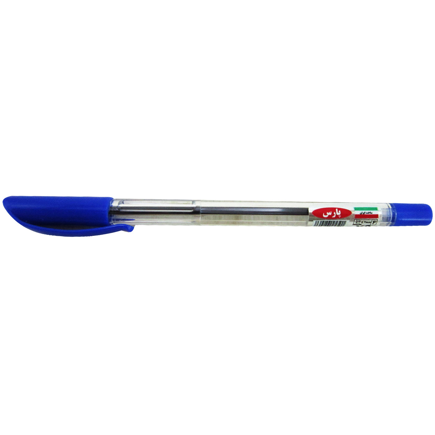 خودکار آبی پارس