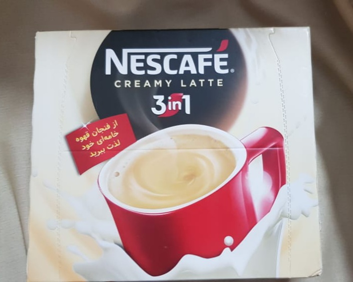 پودر مخلوط قهوه فوری ۳در۱ نسکافه