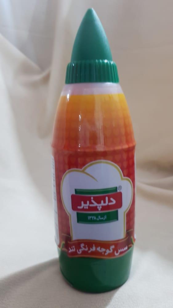 سس گوجه فرنگی موشکی تند دلپذیر