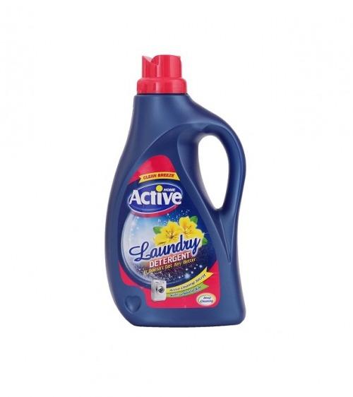 مایع لباسشویی سرخابی ۲.۵ لیتری اکتیو