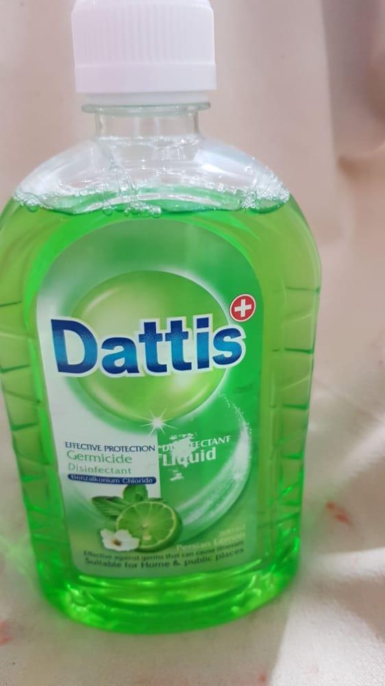 مایع گند زدای معطر ۵۰۰میلی لیتری داتیس پلاس
