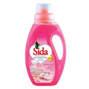 مایع لباسشویی کودک ۱ لیتری سیدا