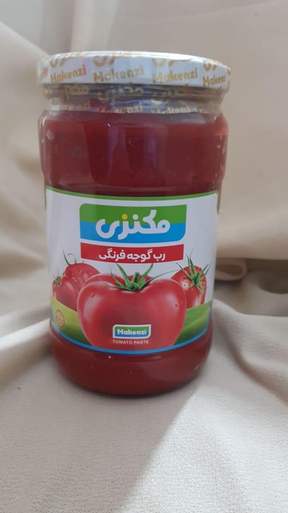 رب گوجه فرنگی ۷۰۰ گرمی مکنزی