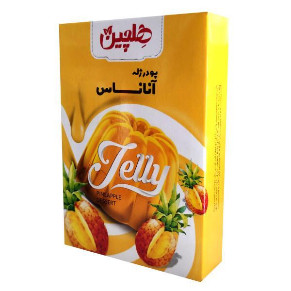 پودر ژله آناناس ۱۰۰گرمی هلچین