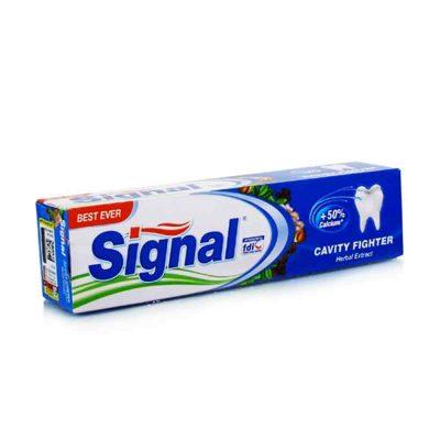 خمیر دندان سیگنال