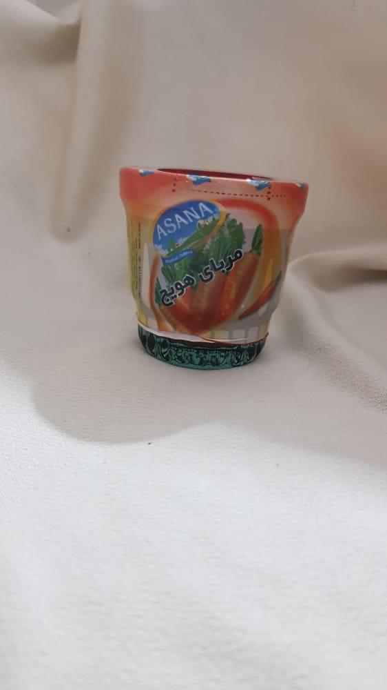 مربا هویج ۲۶۰ گرمی آسانا